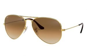 Ray-Ban Aviator Large Metal RB 3025 001:51 55